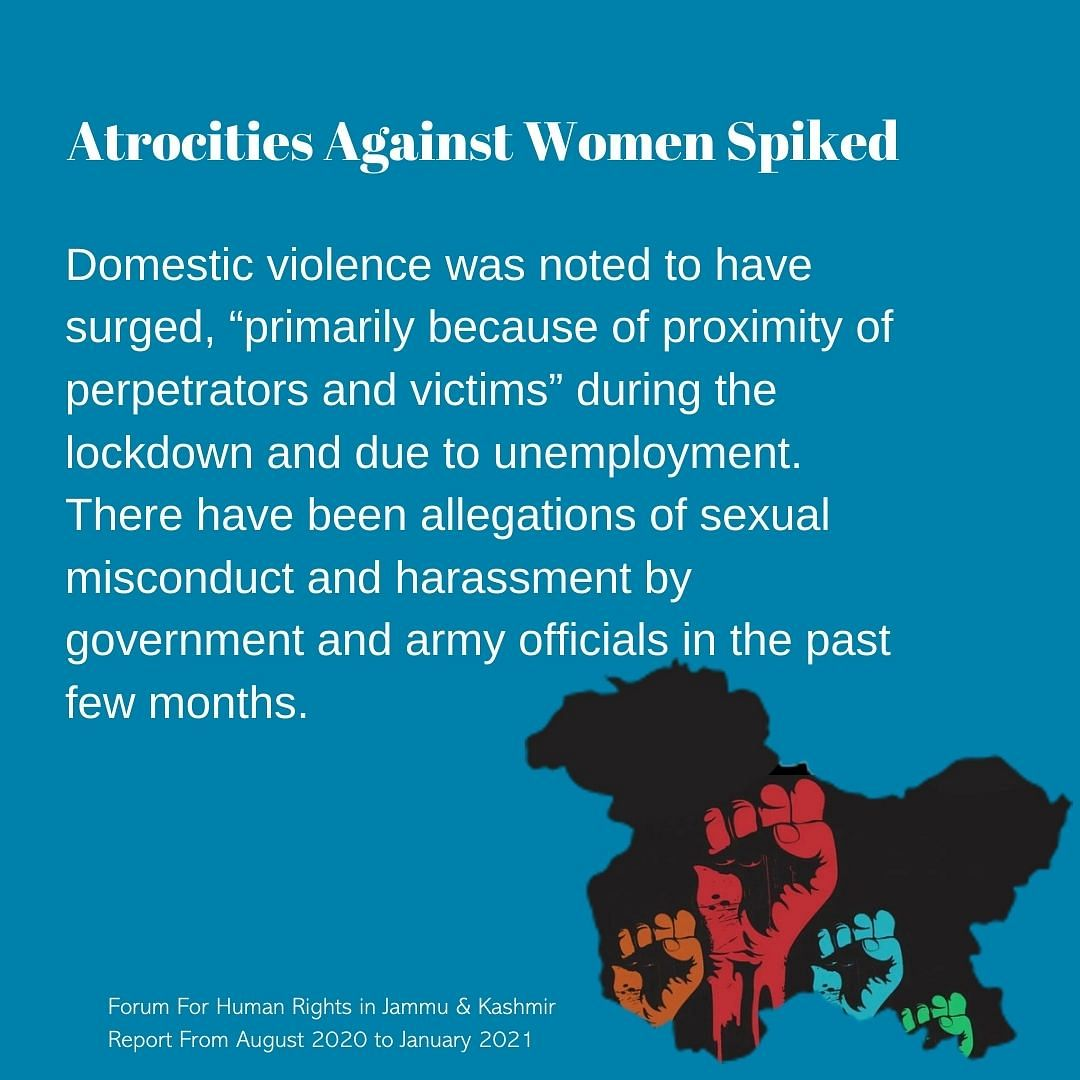 There have been allegations of sexual misconduct and harassment by government and army officials in the past few months.
