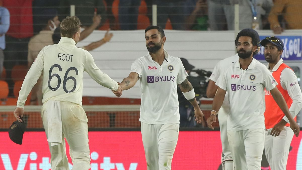 Pink-Ball Test Ends Within 2 Days, Spinners Star in Indian Victory