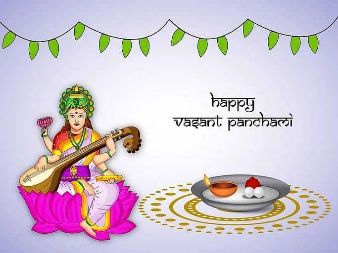 Basant Panchami Wishes in English