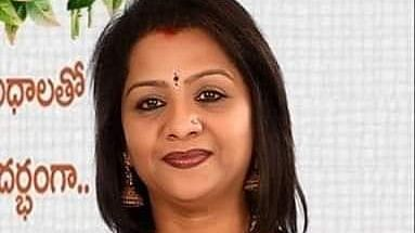 Hyderabad Mayor Gadwal Vijayalakshmi