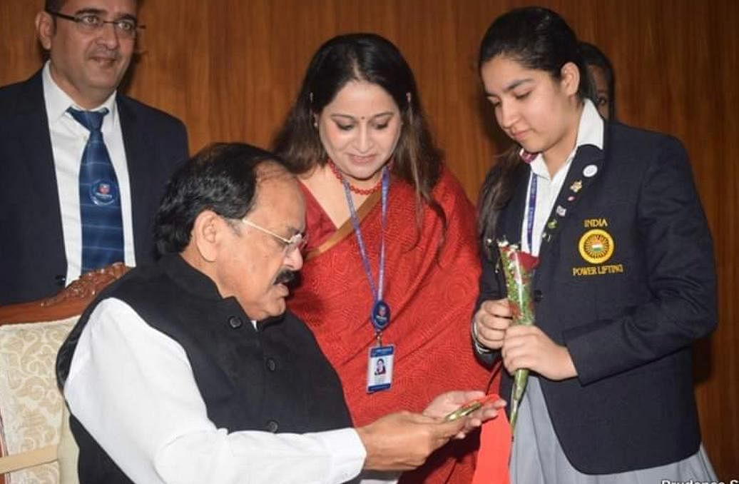 'Girls Run the World: Won Four Medals for India as a Powerlifter'