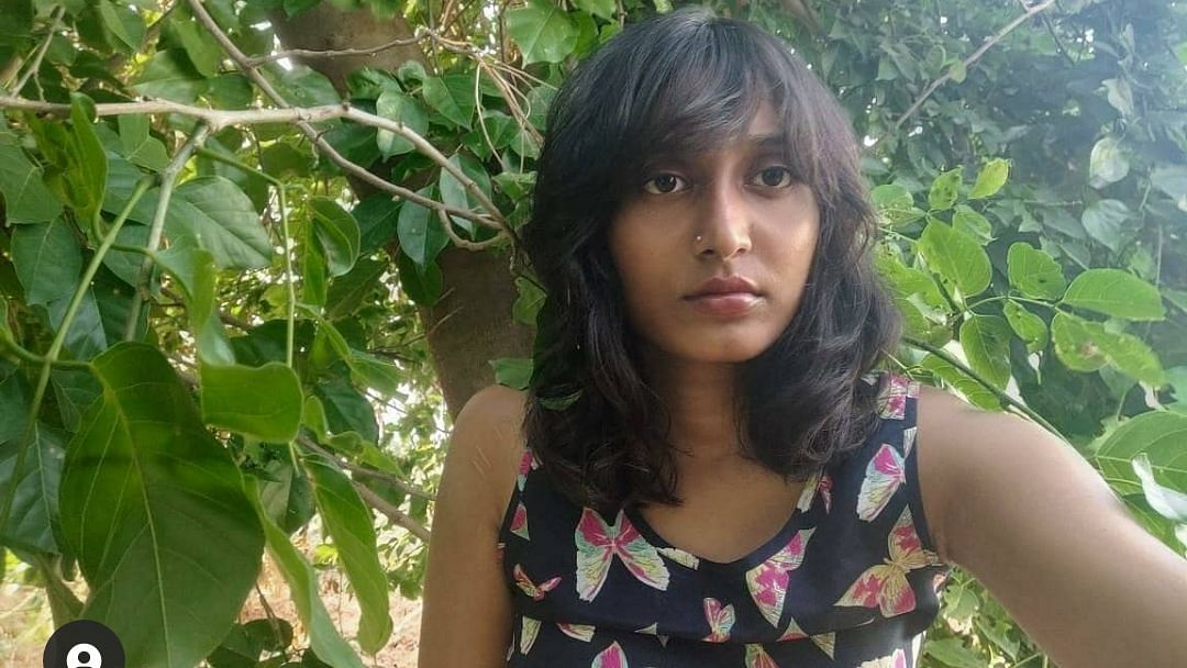 Disha Ravi comes from an agricultural family. She is the only salaried member at home.