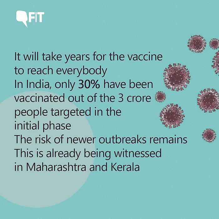 Coronavirus Isn't Going Anywhere, How Do We Learn to Live With It?