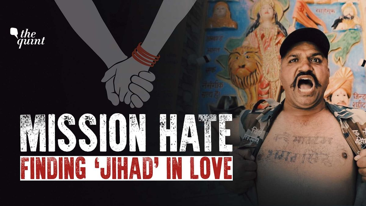 A documentary that lays bare the politics and human cost of the 'Love Jihad' campaign in India.