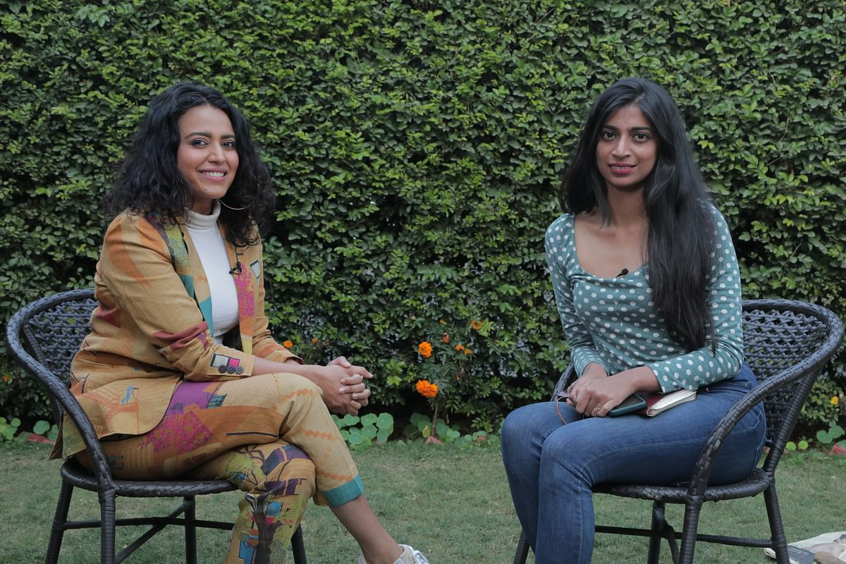 Swara Bhasker on Taandav, Fear in Bollywood and Turning Producer