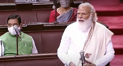 'Appeal Farmers to End Protests, Come Forward for Talks': PM in RS