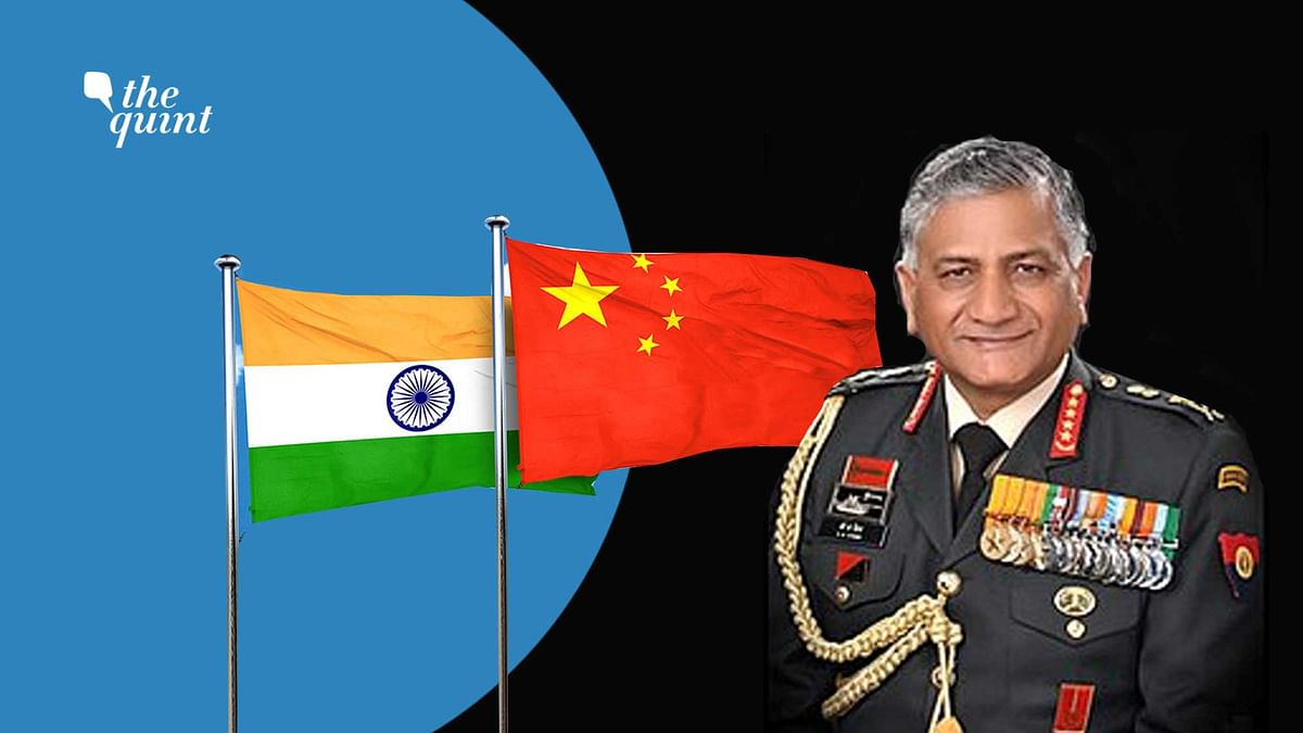 India-China Row: Have Gen VK Singh's Remarks Undone Our Efforts?