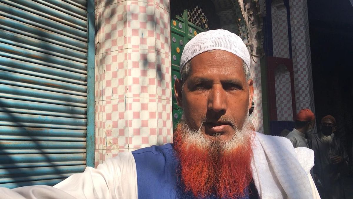 Mohammad Ilyas says there are no problems with the Ram Mandir drive as long as people participated with a pure heart.