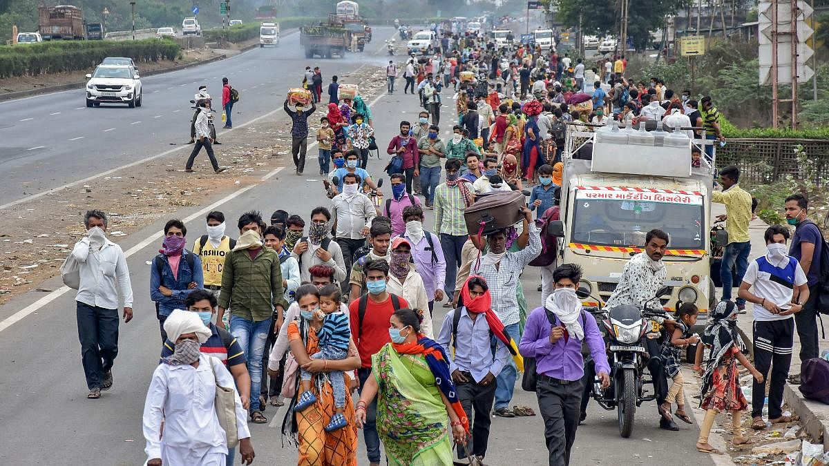 COVID Pushed 32 Million Indians Out of Middle Class: Pew Research