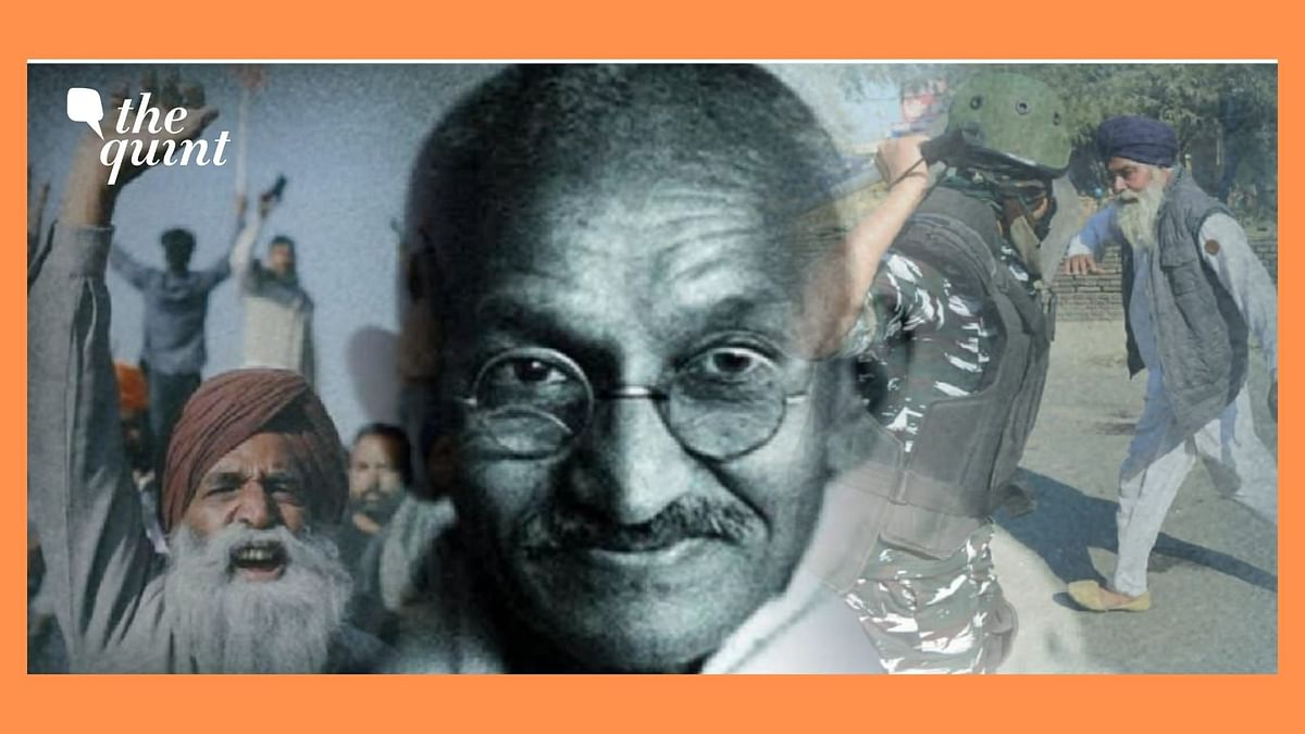 Gandhi always felt a sense of personal responsibility whenever society behaved in a wrong and aberrant manner.