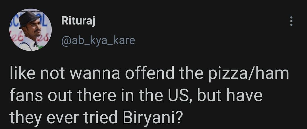 Twitter Is Curious About the Most Expensive Biryani in the World