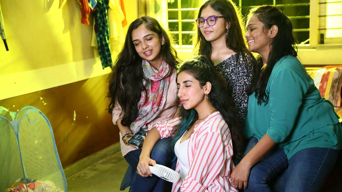 College politics takes centrestage in SonyLIV's latest original Girls Hostel 2.0