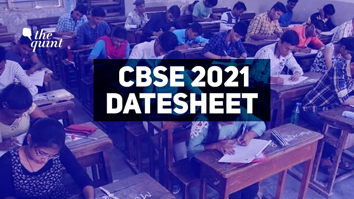 CBSE has released the datesheet for class 10 and 12 board exams.