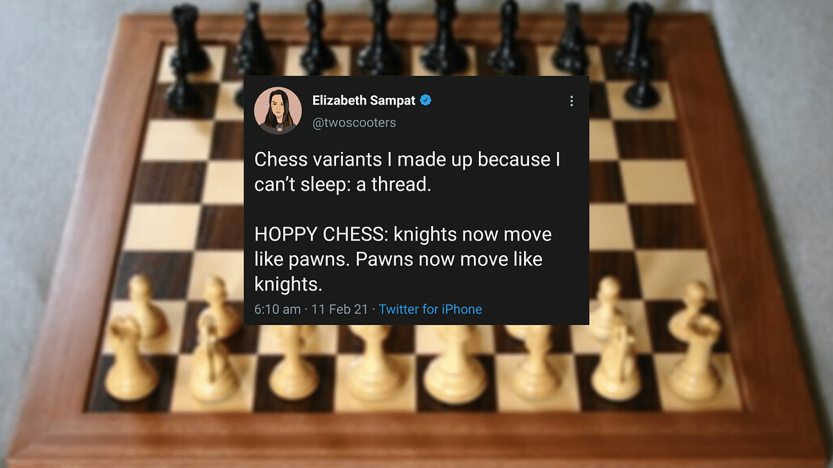 Sleepless Game Designer Comes up With Multiple Chess Variants