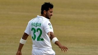 Right-arm pacer Hasan Ali's 10-wicket haul helped Pakistan beat South Africa by 95 runs.