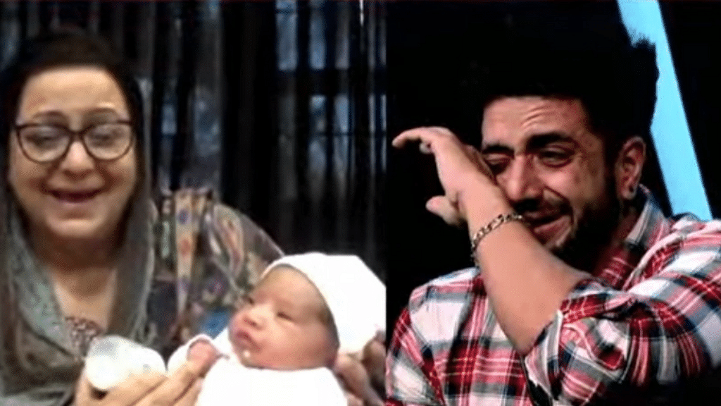 Aly Goni called his mother during <i>Bigg Boss</i>.