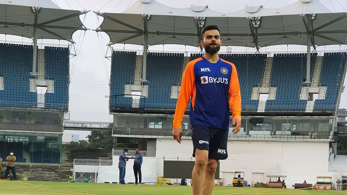 The first Test between India and England in Chennai gets underway on 5 February.