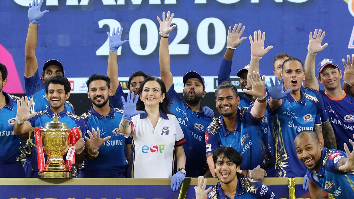 Ahmedabad Among 5 Venues Shortlisted for IPL 2021
