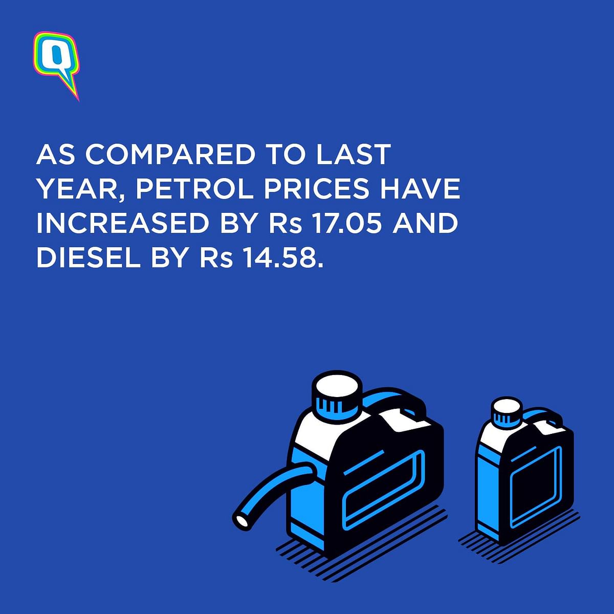 All You Need to Know About the Soaring Petrol-Diesel Prices Today