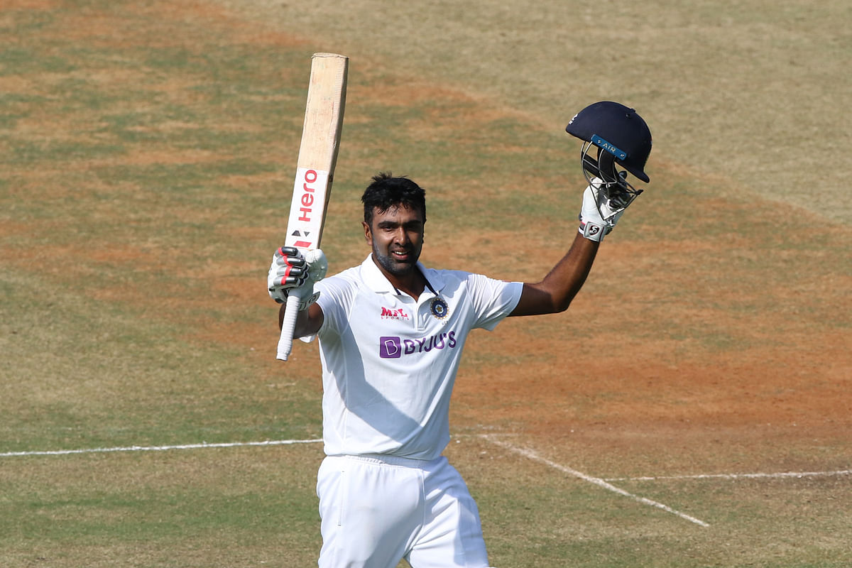 Chennai's Super King! Twitter Celebrates Ashwin's 5th Test Century