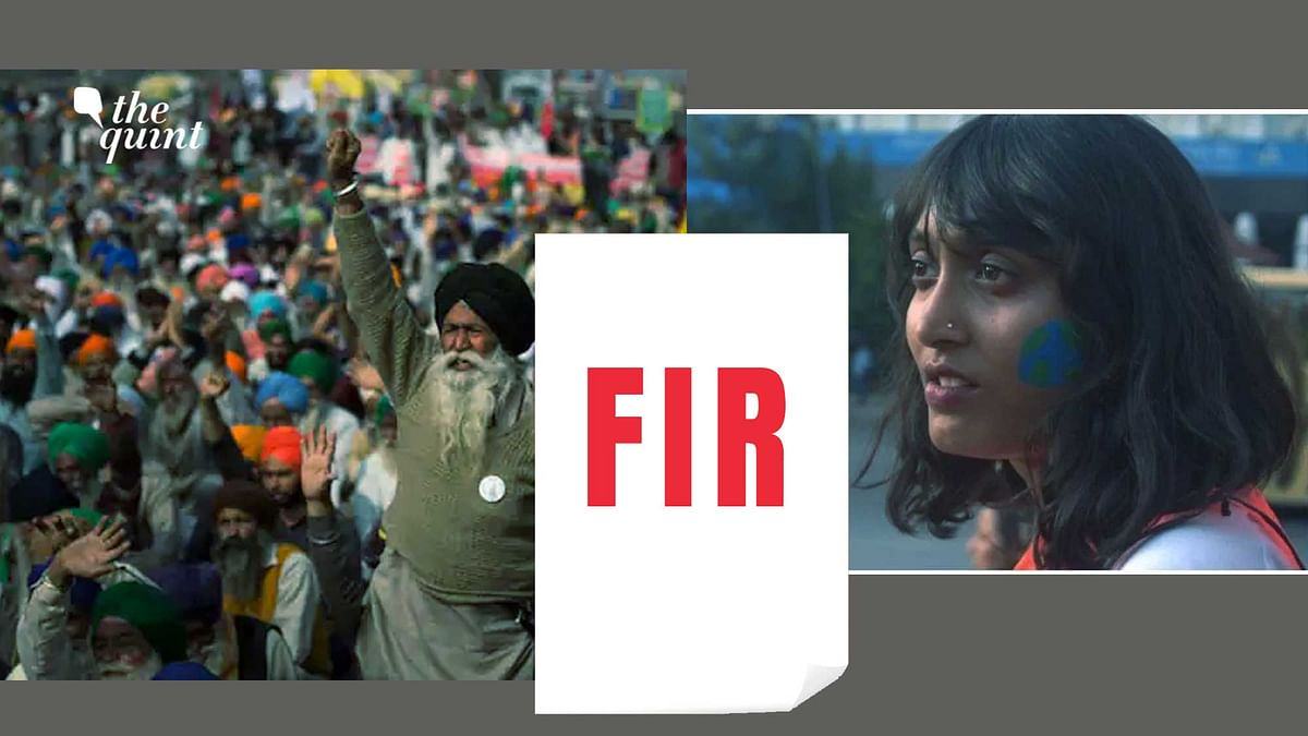 Disha Ravi has been accused of sedition by the Delhi Policeover the farmers' protest toolkit shared by Greta Thunberg. Image used forrepresentational purposes.