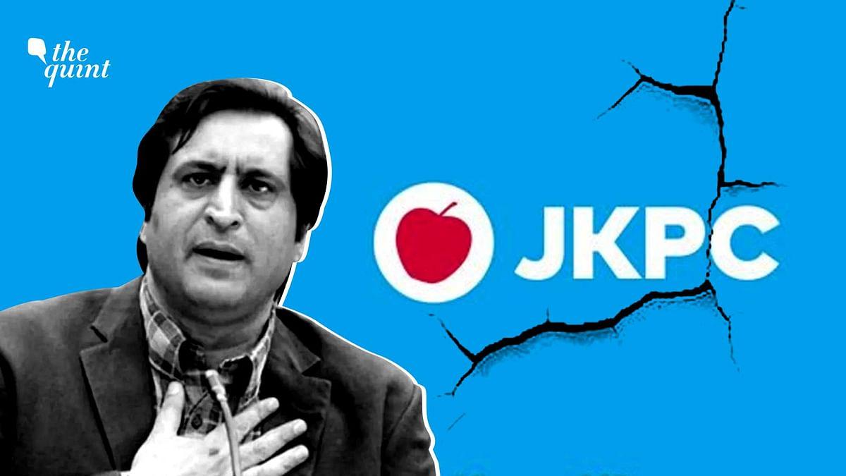 Could J&K Leader Sajad Lone's PC be Heading Towards a Split?