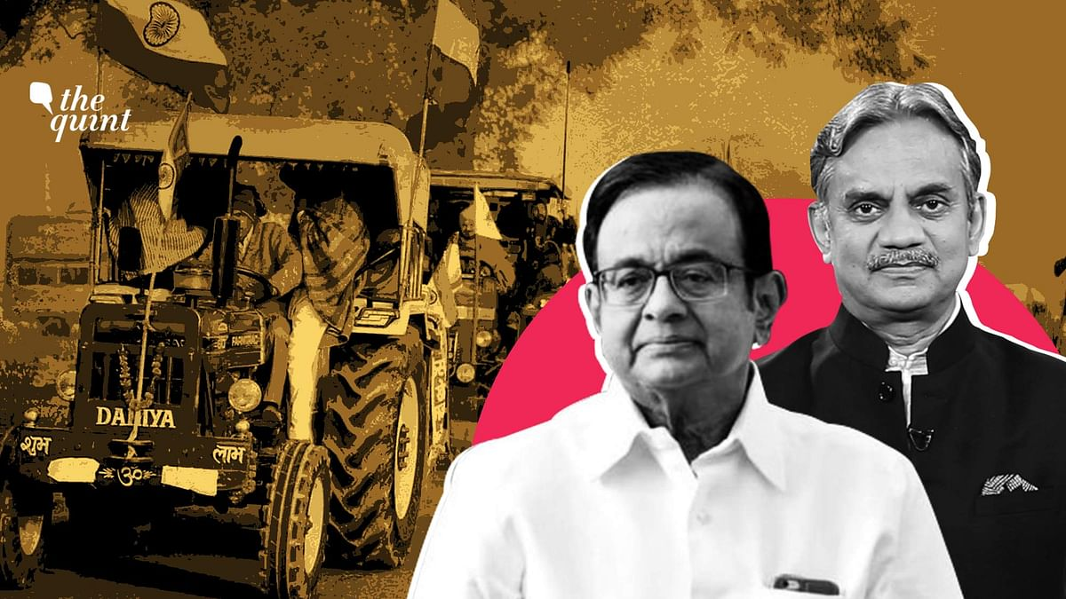 Govt Treating Farmers The Way China is Treating India: Chidambaram