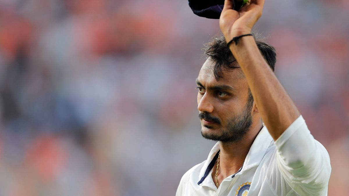 Axar Patel picked 6 wickets for 38 runs during Day 1 of the third Test between India and England at Motera