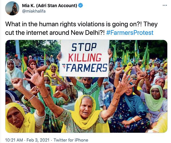 Greta to Meena Harris: Rihanna Sparks Global Support for  Farmers