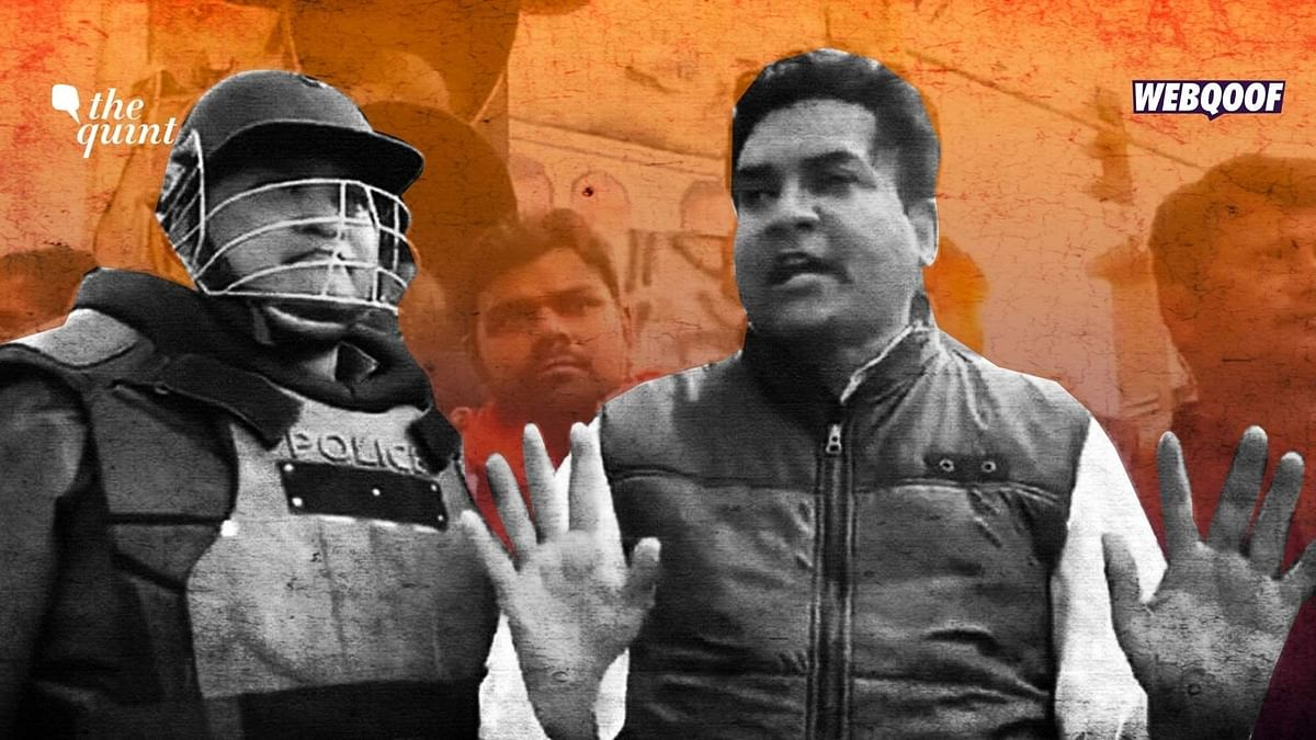 Kapil Mishra Continues to Push False Narratives About Delhi Riots