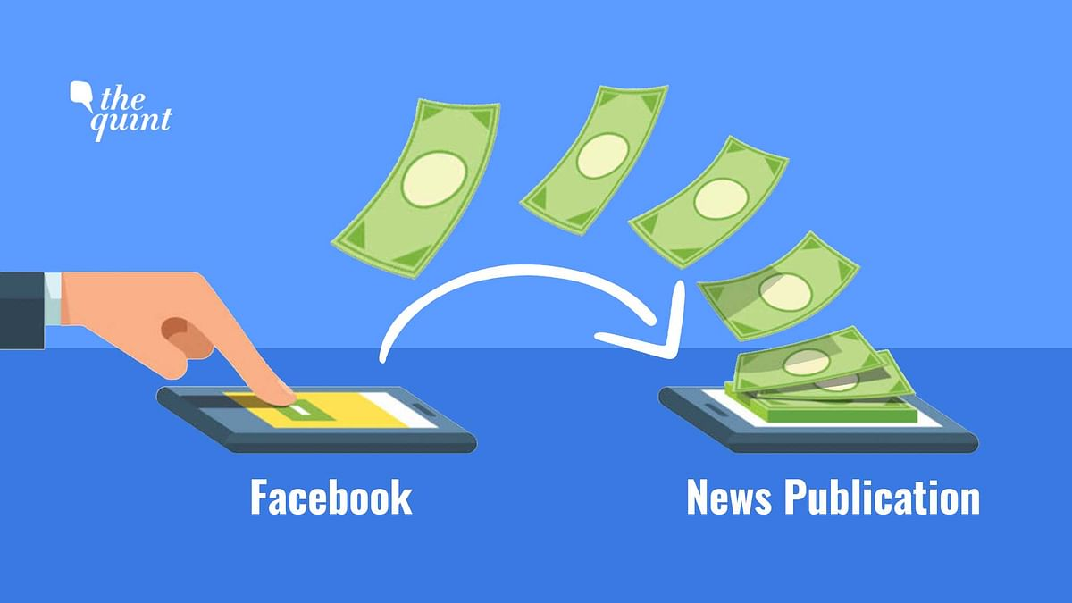 Facebook recently blocked news in Australia over the issue of having to pay news companies for sharing their links.