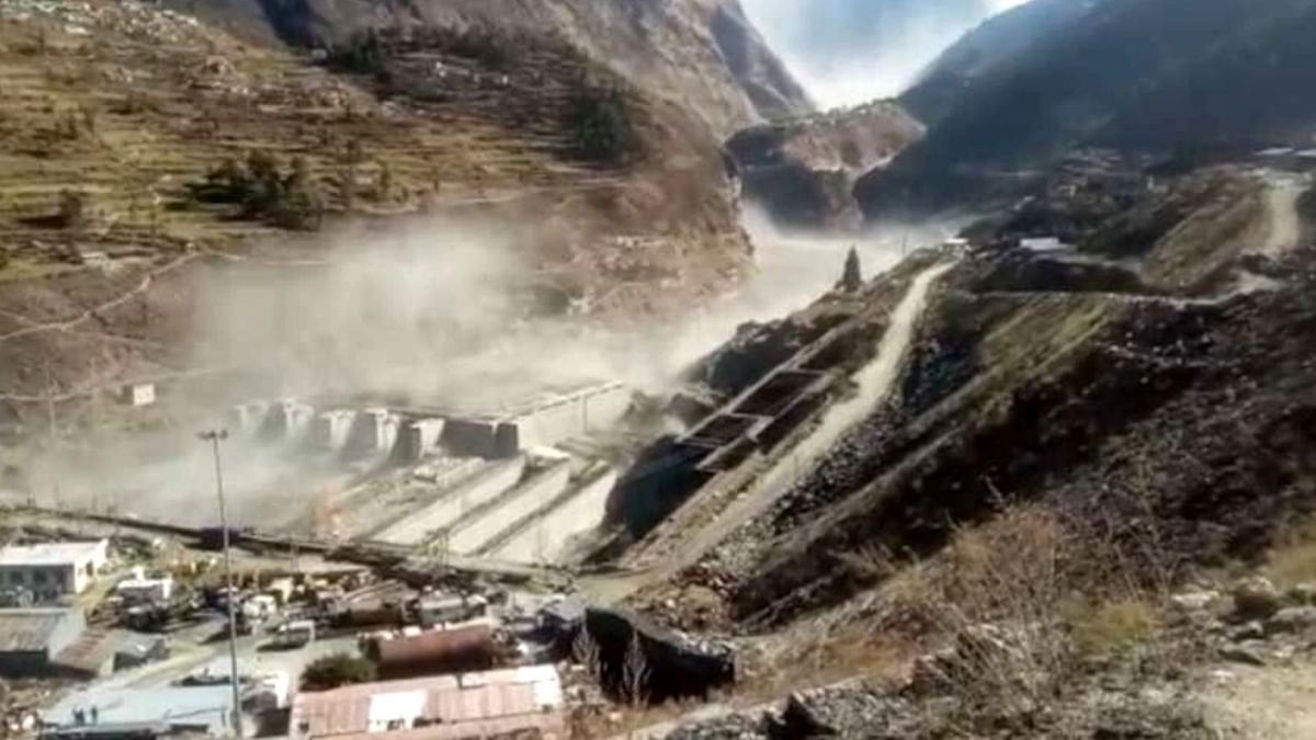 Catch all live updates of the Uttarakhand glacier disaster here.