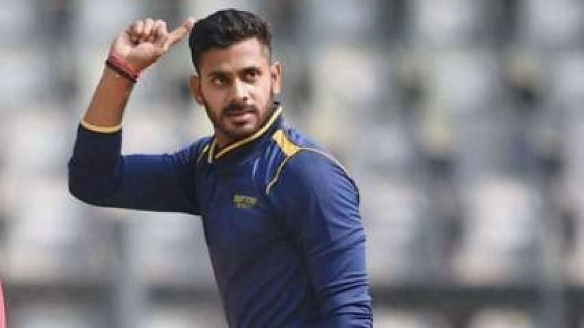 35-year-old Manoj Tiwary has represented the Indian cricket team in the one-day international (ODI) and T20 formats.