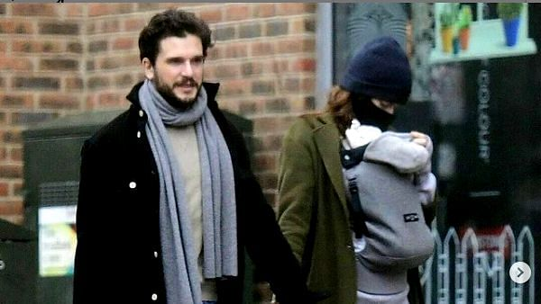 Game of Thrones Actors Kit Harington & Rose Leslie Become Parents
