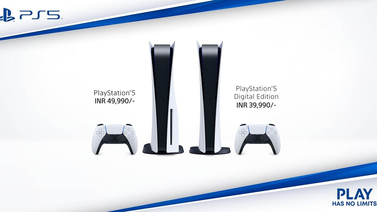 Sony PlayStation 5 has launched in two variants.