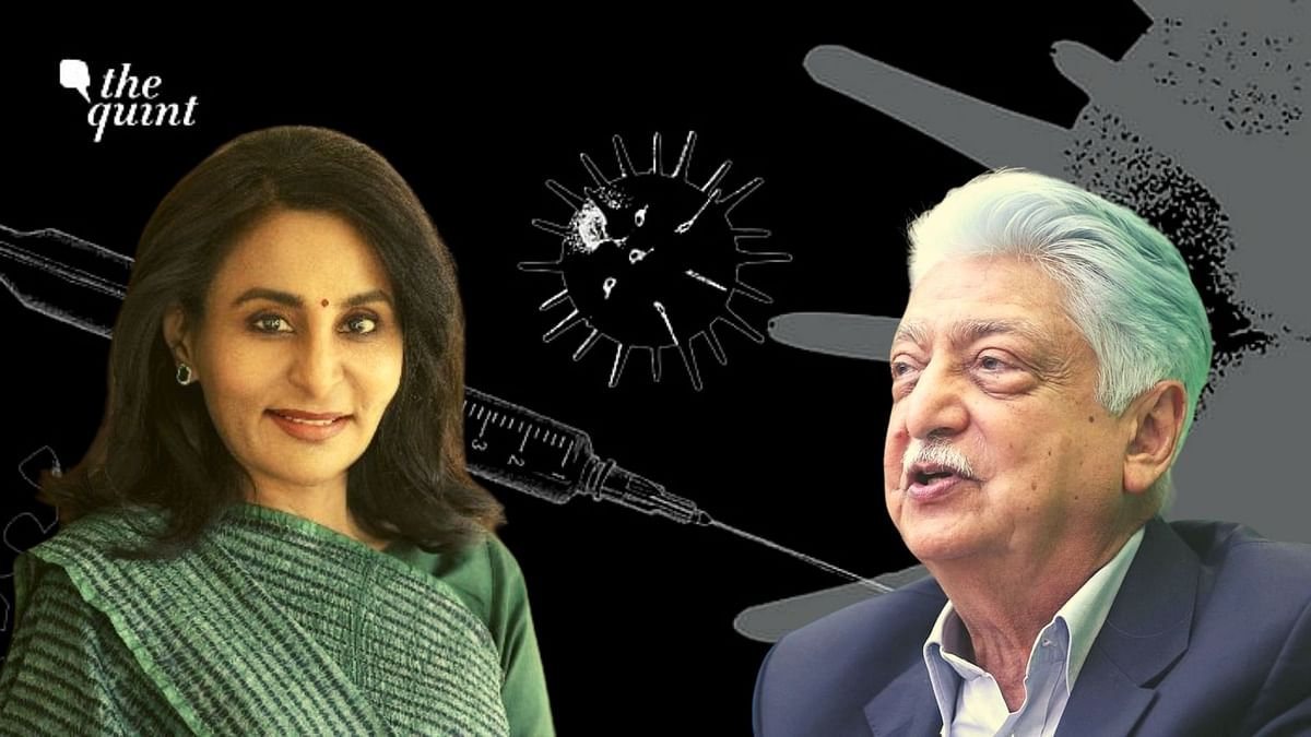 File photos of Suneeta Reddy and Azim Premji, used for representational purpose.
