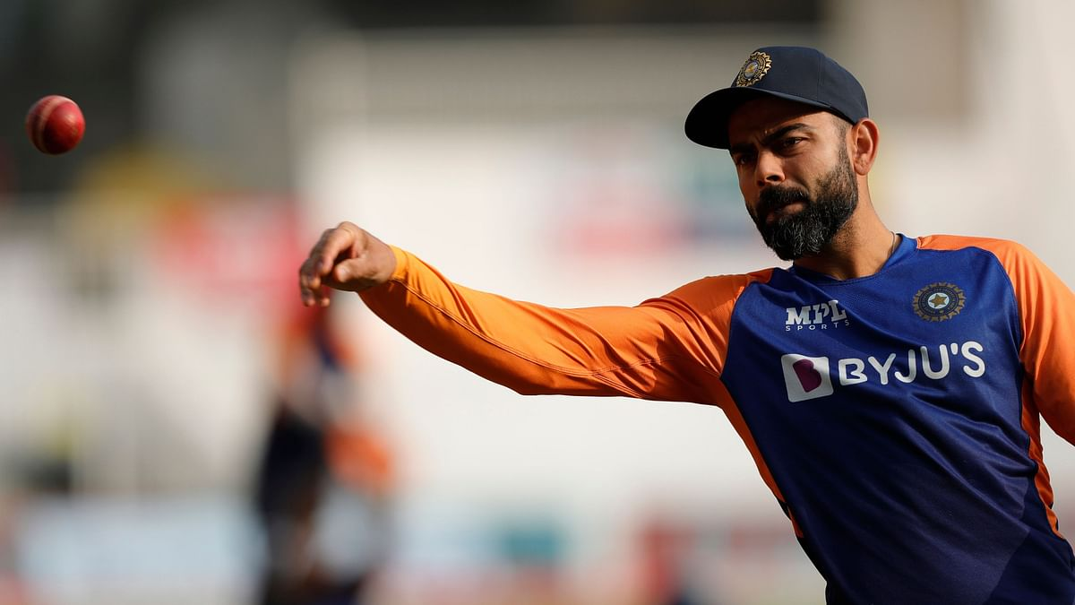 Kohli Displeased With Quality of Balls, Bowling of Nadeem & Sundar