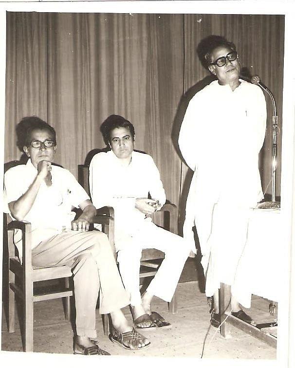 Phani Sharma built Anuradha cinema in 1971
