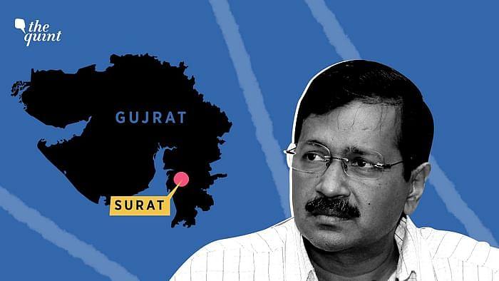 'BJP Is Perturbed, a Little Scared': Kejriwal in Surat's Rally