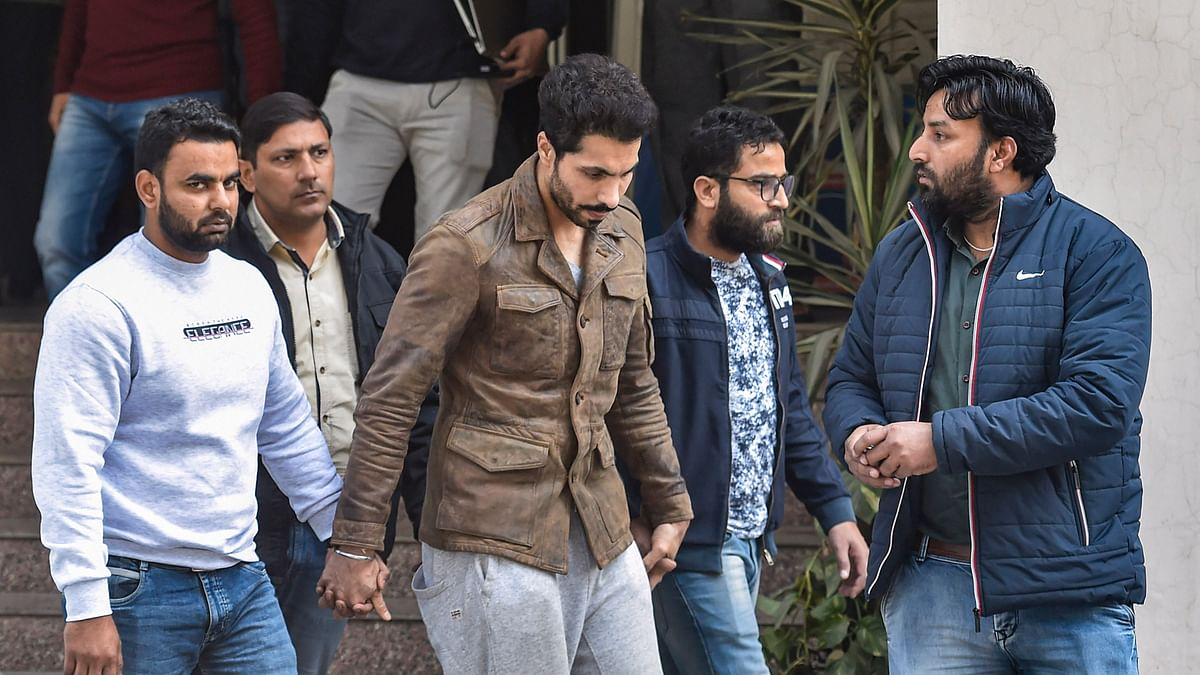 Actor Deep Sidhu is  an accused in the violence on Republic Day during a farmers tractor rally.