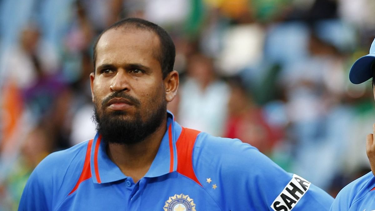 Irfan Leaves A Heart-Warming Message as Yusuf Pathan Retires