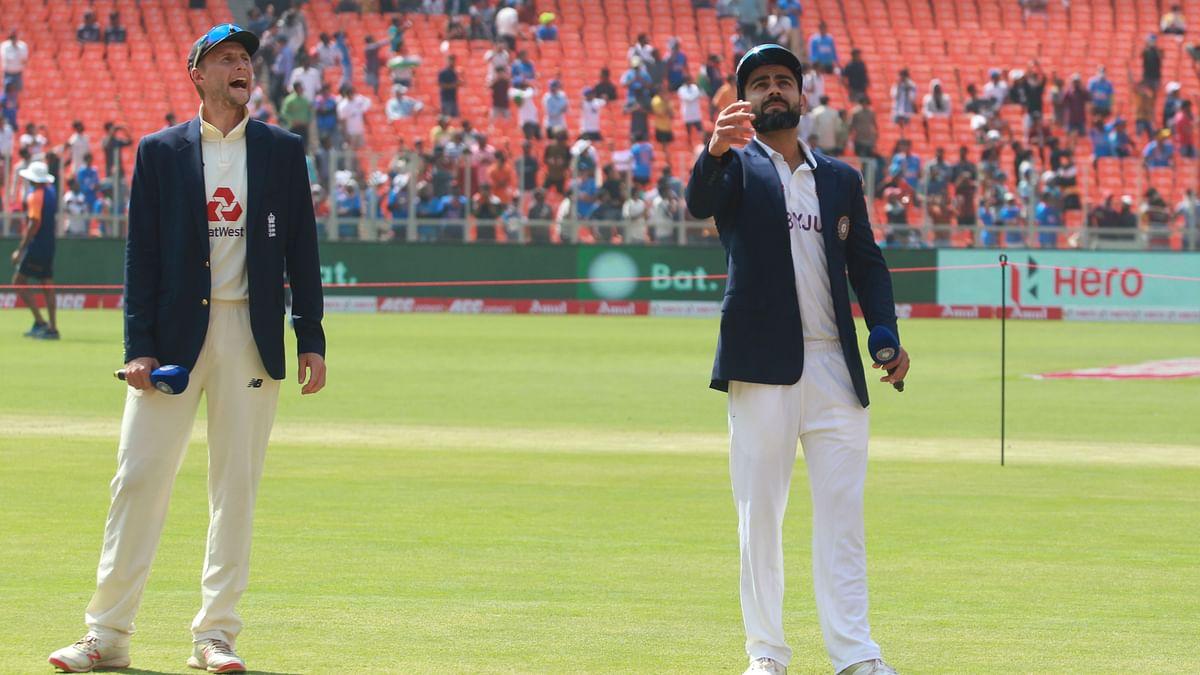 England Win Toss and Bat First, India Bring In Bumrah & Sundar
