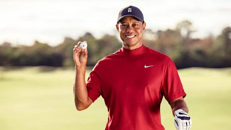 Woods suffered multiple leg injuries in the car crash that took place near Los Angeles on Tuesday.