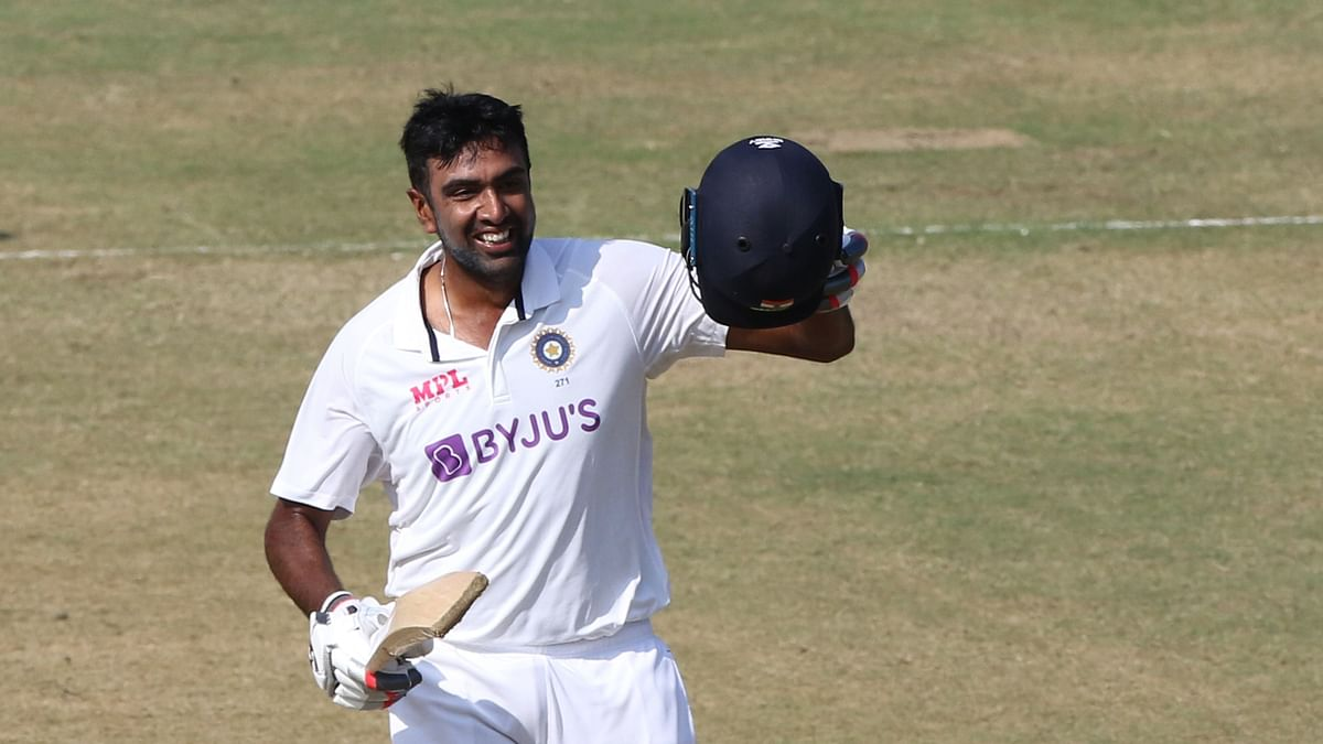 Chennai's Super King! Twitter Celebrates Ashwin's 5th Test Century