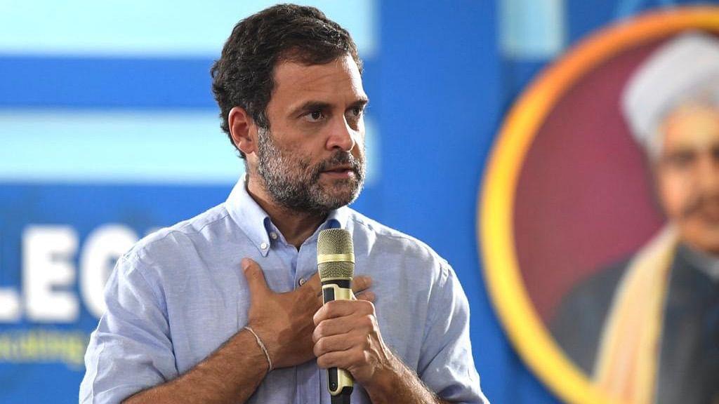 'PM Modi is Scared of China,' Says Rahul Gandhi in Tamil Nadu
