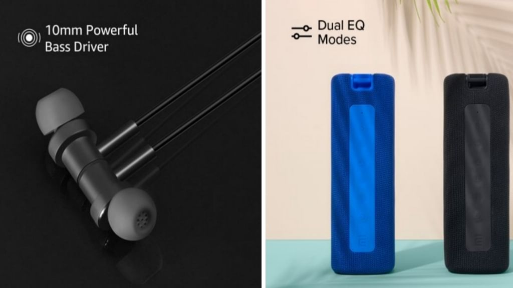 Mi Launches Bluetooth Speaker, Neckband Pro: Check Details Here