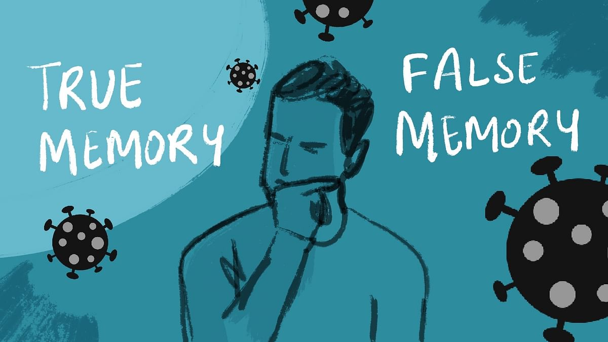 False Memory & COVID-19: How Misinformation Tricks Your Brain
