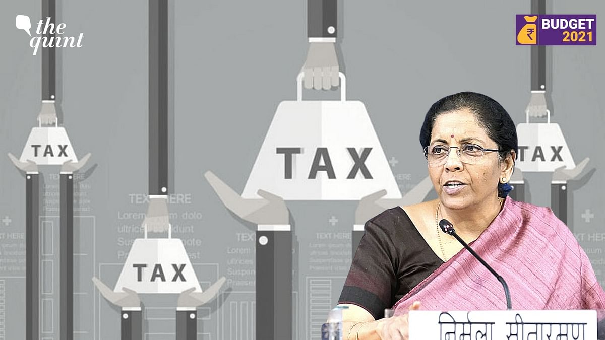 Budget '21:  I-T Slabs Unchanged, Tax Benefits for Senior Citizens