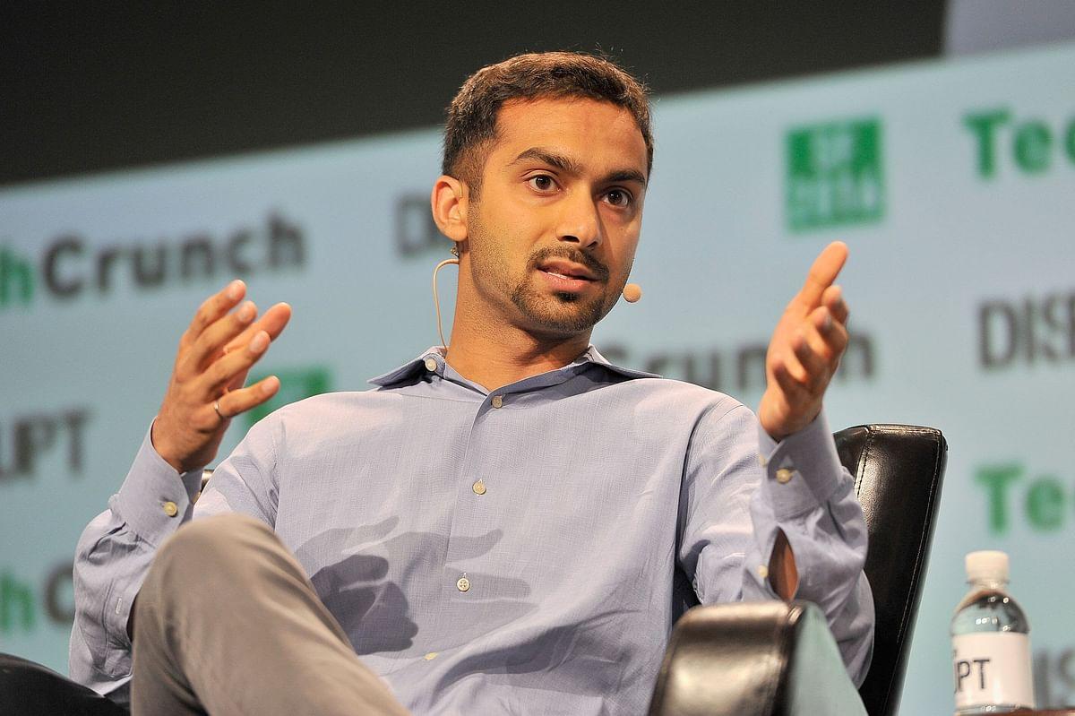 <p>Instacart Founder, Apoorva Mehta.</p>