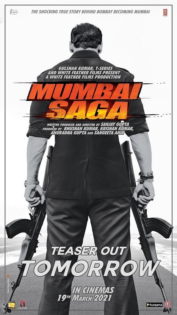 Poster for&nbsp;<i>Mumbai Saga</i>